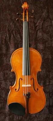 Violine nach J.B.Guarneri Caroline Zillmann Meißen 2008